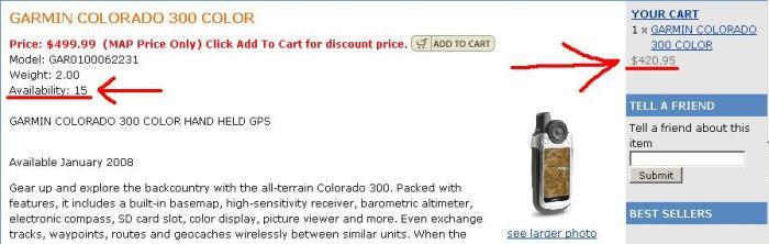 importieren Colorado